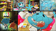 Early Gumball