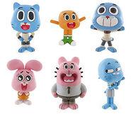 The Amazing World of Gumball Mini Figures
