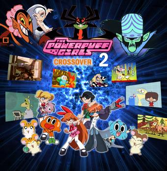 The Powerpuff Girls Crossover 2 (New)