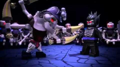 Ninjago Mini-Movie 4 An Underworldly Takeover