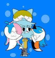 Siblings by cartoondude95-d4v78cm