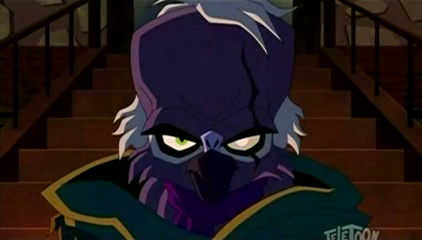 Professor Pericles is the Shadowy Figure