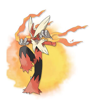 Mega Blaziken-X-and-Y