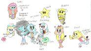 Oc sketch dump by cartoondude95-d4proam