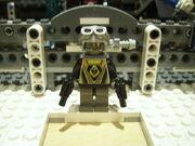 Cyborg P03-N1X (Rise III)