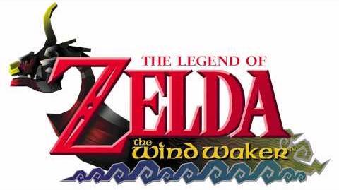 Staff Roll - The Legend of Zelda The Wind Waker