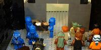 The Jedi Temple Game