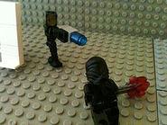 Shockberry battle