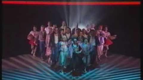 Grease - 1993 Royal Variety Performance