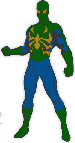 Neon Spider-Man 2