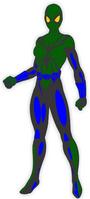 Neon Spider-Girl