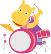 The Backyardigans Let's Play Music! Tasha 3