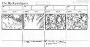 The Backyardigans Polka Palace Party Storyboard