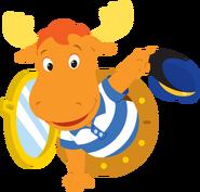 The Backyardigans Tyrone the Moose Sailor Nickelodeon Nick Jr. Character