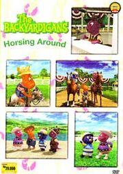 Dvd cvr backyardhorsing