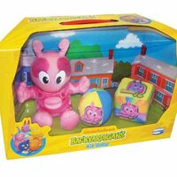 BackyardiBabies Baby Uniqua in Box