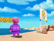 The Backyardigans Race Around the World 21 Uniqua