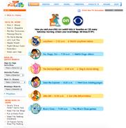 Nick Jr. on CBS - The Backyardigans Nickelodeon NickJr.com Characters Cast Schedule