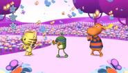 Nickelodeon Dance 2 Gameplay 3