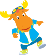 The Backyardigans Move to the Music! Tyrone 2