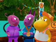 The Backyardigans Race Around the World 35