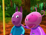 The Backyardigans Race Around the World 5 Uniqua Austin