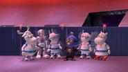 The Backyardigans Robot Rampage P2 32 Cast