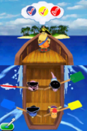The Backyardigans Game Pirate Captain Tasha