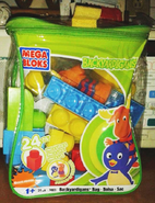 Backyardigans Mega Bloks (Faux LEGOs) 4