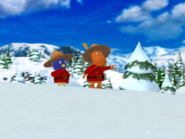 The Backyardigans The Snow Fort 4 Pablo Tyrone