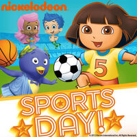 Nickelodeon Sports Day! - iTunes Cover (United States)
