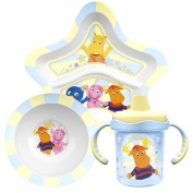 The Backyardigans Mealtime Set by Zak! Designs