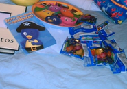 Backyardigans Party Food