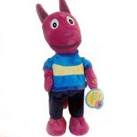 The Backyardigans Austin Interactive Doll by BBR