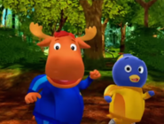 The Backyardigans Race Around the World 31 Pablo Tyrone