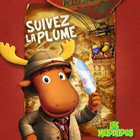 Les Mélodilous Suivez la plume - iTunes Cover (Canada)