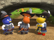 Backyardigans The Two Musketeers 13