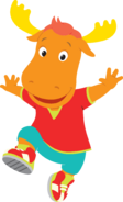 The Backyardigans Move to the Music! Tyrone 3