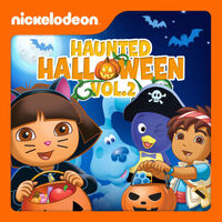 Nickelodeon Haunted Halloween Vol. 2 - iTunes Cover (United States)