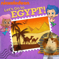 Nickelodeon Let's Go to Egypt! - iTunes Cover (United States)