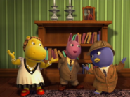 The Backyardigans Whodunit 9