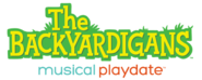 The Backyardigans Live on Stage! On Tour Logo Musical Playdate
