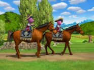 Backyardigans The Two Musketeers 7