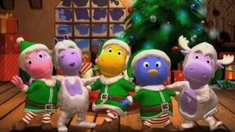 Backyardigans - 70 - The Action Elves Save Christmas Eve
