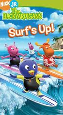 Surf's Up! VHS