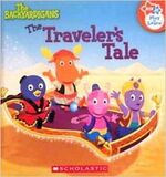Traveler's Tale Backyardigans Nick Jr. Book Club
