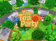 The Backyardigans The Tea Party Title