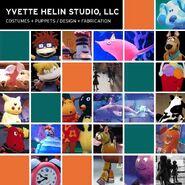 Yvette Helin Studio 2004 Banner
