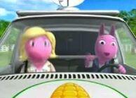 Lovies in the Van