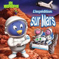 Les Mélodilous L'expédition sur Mars - iTunes Cover (Canada)